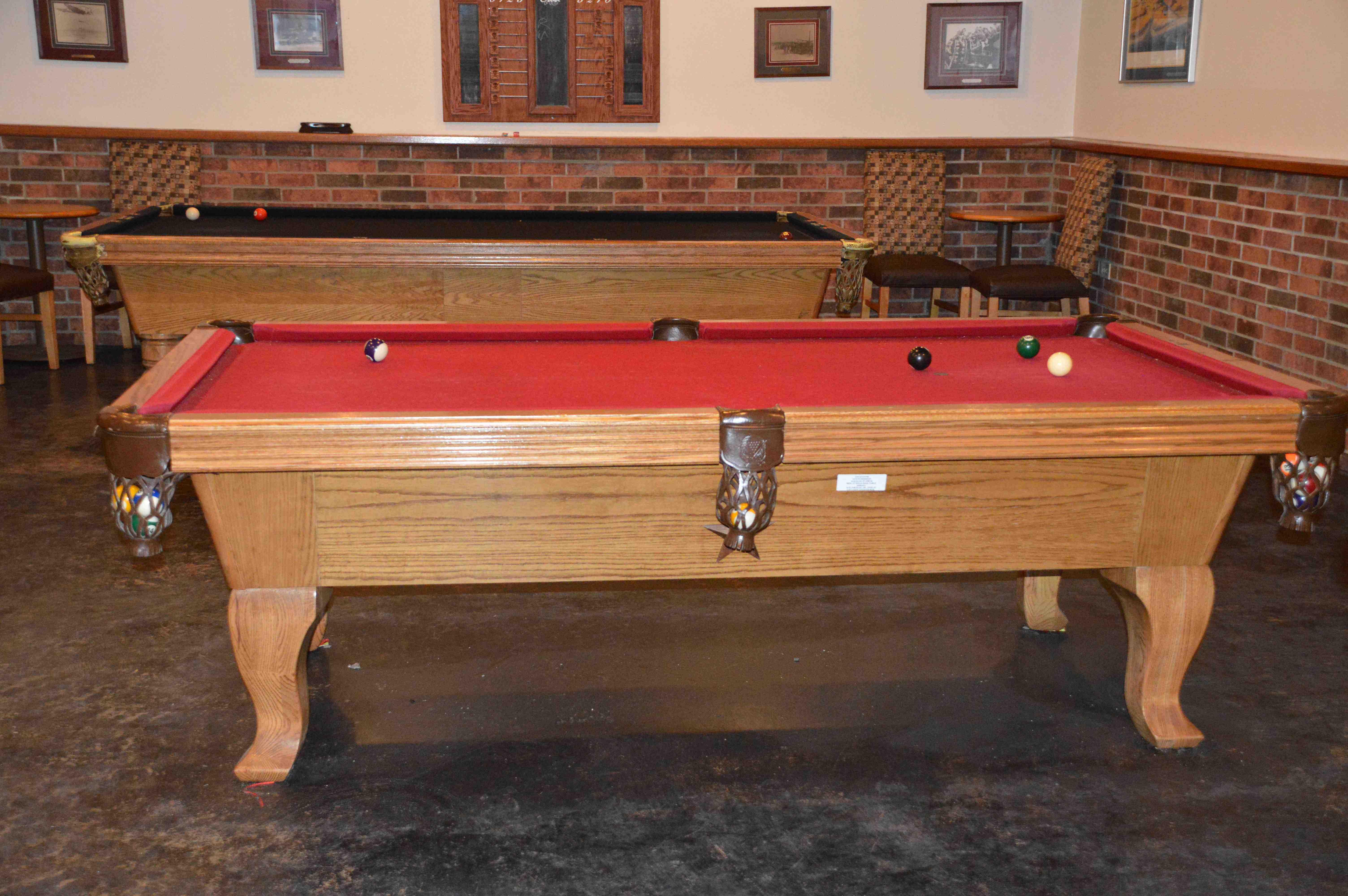 Crud game table