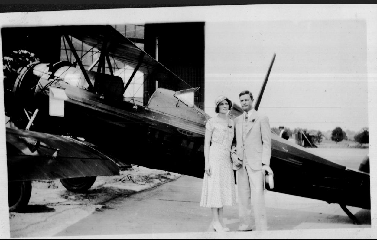 The Mysterious Biplane Family Photo